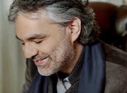 Andrea Bocelli - UK Tour 250