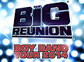 The BIG Reunion - 2014 Boy Band UK Tour