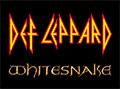Def Leppard & Whitesnake 2015 UK Tour