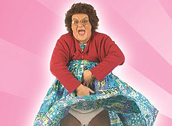 For The Love Of Mrs Brown - 2013 UK Tour