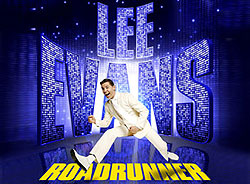 Lee Evans - 2011 Roadrunner UK Tour