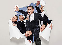 Lee Evans - 2014 Monsters UK Tour