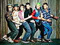 McBusted - 2015 UK Arena Tour