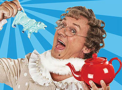 How Now Mrs Brown Cow 2015 UK Tour