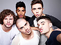 The Wanted - 2014 UK Tour