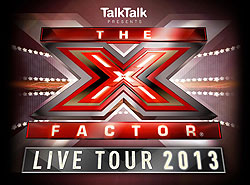 The X Factor Live - 2013 UK Tour